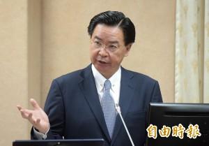 WHA開會前夕 吳釗燮找外媒談台灣國際醫療貢獻