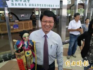 苦苓看好高思博 網友卻唯一支持「他」選台南市長…