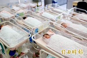 少子化困境 ! 106年出生人口總數創近7年來最低