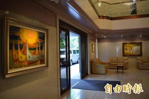 外館變身藝廊 台灣國寶級畫作首次在駐日代表處展出