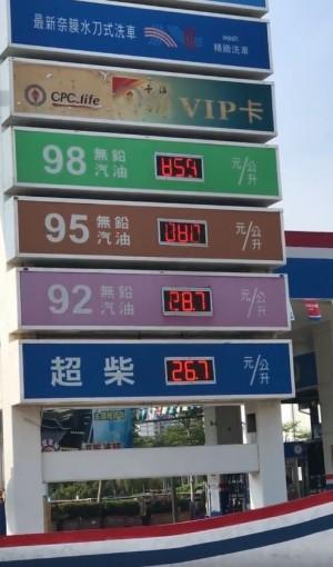 失控的油價? 網友驚呆封它「可怕的浮動油價!」
