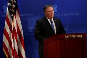 美對伊朗提12項「基本要求」 揚言祭史上最嚴峻制裁