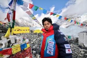 曾救過台灣山友 日「一指登山家」栗城史多攀聖母峰亡