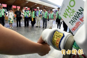 WHA擋台灣媒體 外交部痛批並抗議屈服政治壓力