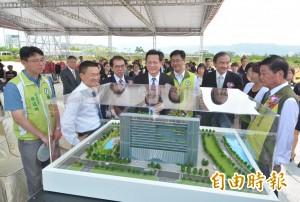 田中基督教醫院動土有夢 「打造亞洲醫療矽谷」