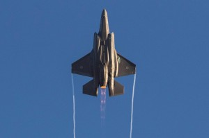 F-35隱形戰機全球首戰! 以色列已空襲敘利亞兩次