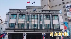 屏東、嘉市黨部被查封後... KMT南市黨部今將貼封條