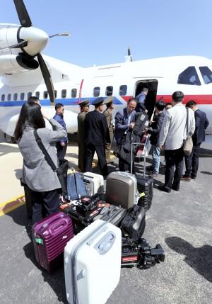 5國採訪團明抵核試場 北韓:天氣好,就炸掉
