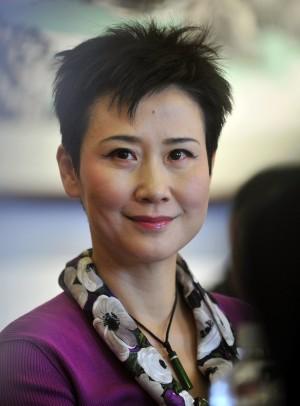 李鵬女兒 電力一姐李小琳疑被退休  自稱清白乾淨