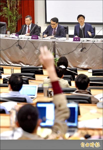 改革校務會議 台大生下月提案修改規則及代表組織