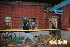 5歲女童疑遭虐死 群眾砸爛嫌犯姨丈家、夜圍警局