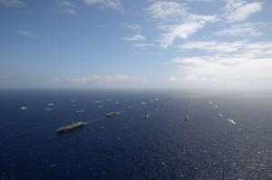 掌握中國南海軍事化證據 美國防部籲「立即拆除武器」