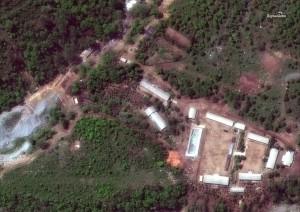 外媒:北韓炸毀了豐溪里核試場坑道