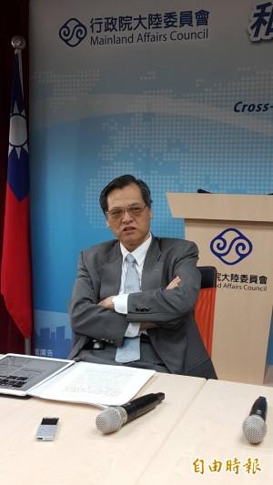 陳明通:國民黨只會附從中國 敢不敢說要統一對岸?