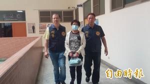 狂砍嘉義榮總護理師6刀 病患妻收押