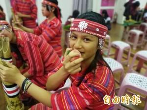 拉拉山水蜜桃之夜有新噱頭! 泰雅原鄉比拚傳統舞技