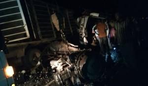 烏干達巴士連環車禍 至少48人死亡