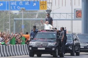 印度啟用2條高速公路 莫迪:有助改善德里空汙