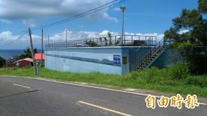 小琉球海底管線減壓供水 水公司急搶修