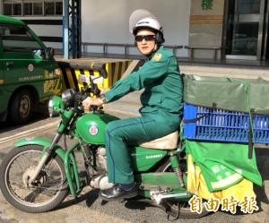 郵差苦受酷熱天氣 中華郵政爭取「高溫津貼」