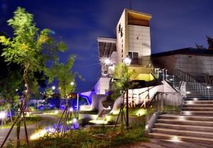 台中新光水資中心將啟用 民讚成新景點