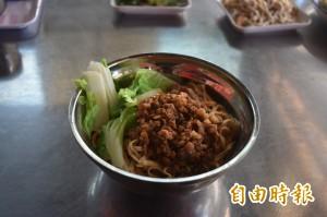 天天吃好料》台南紅油麻醬麵  外省老伯經典口味