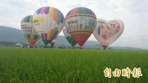 fun暑假!台東熱氣球、戰機、水舞、光雕…來了