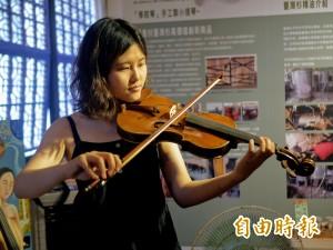 聽見台灣杉的聲音!屏科大用台灣木材製作小提琴