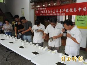 「台灣高山茶王」四連霸 新東興茶業奪春茶賽特等獎
