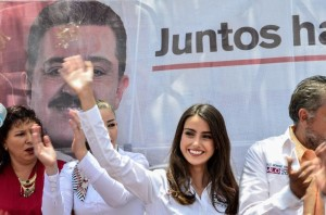 最美候選人!墨西哥18歲正妹選市長 顏值高超吸睛