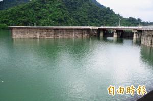 曾文水庫壩高提升 莫拉克淤積失去容量補回6成