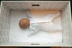 生第4個小孩太羞恥? 狠心父母將2天大寶寶棄置教堂
