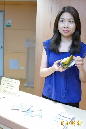 抽驗端午應景食品 1鹼粽含硼砂