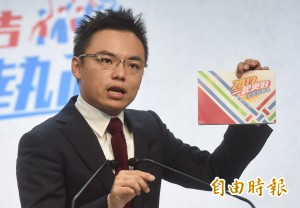 民進黨酸「做掉林為洲」 國民黨反譏:可曾厚道對待呂秀蓮