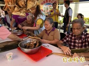 端午節包粽子 屏東年輕一輩學習傳統好手藝