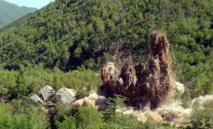 爆破玩假的? 美情報網站:北韓核試場仍可修復使用