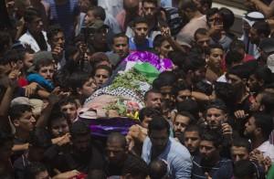 白衣天使上前線救人竟被狙殺  以色列硬扯她協助恐怖份子