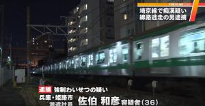 「想當癡漢才到東京」 日男偷拍猥褻女乘客被逮