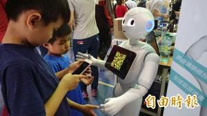 國際級AI機器人嘉年華 台南登場有看頭