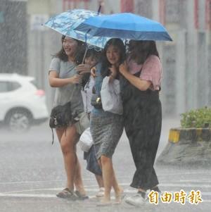 梅雨季結束了? 氣象專家:今年根本沒有梅雨鋒面