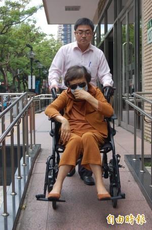 國務機要費貴婦團種村碧君判4年 以心律不整向高院聲請停審