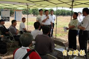 屏縣種電跨出「不利耕地綠能區」 業者開發佳冬40公頃
