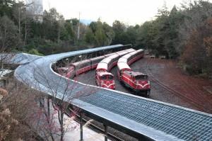 阿里山森鐵下月移交 明與員工開權益說明會