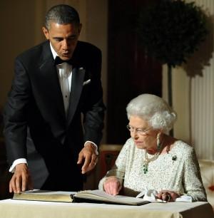「活歷史」見過12位美國總統! 川普將拜會英國女王