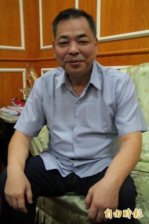 林為洲自辦民調  國民黨縣黨部主委:破壞團結「零容忍」