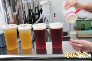 抽驗中市冷飲冰品 驗出殘留農藥、生菌數超標