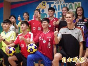 台灣這項運動全球排第二 最講求男女平等