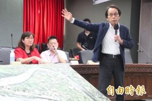 社子島開發解禁 林欽榮:盼明年第一階段動土