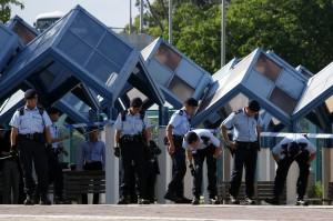 香港公園驚傳槍擊事件 4人受傷2頭部中彈命危