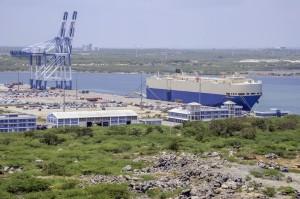 紐時:中貸款包藏巨債  奪斯里蘭卡港口